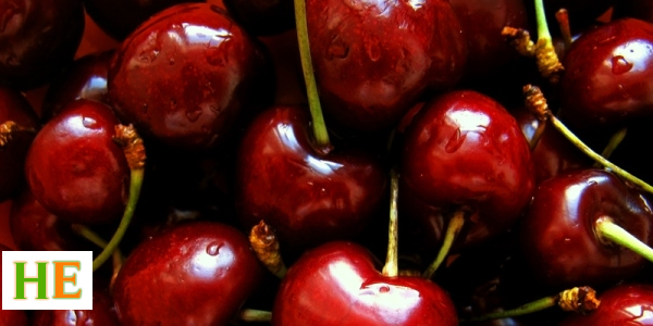 Health benefits cherries