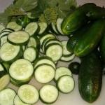main cucumber