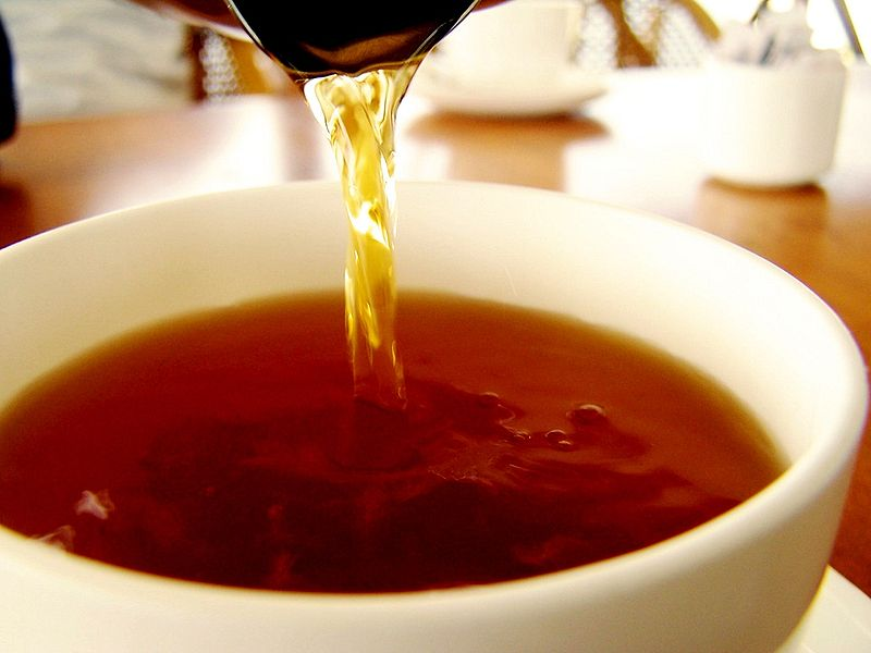 Health Benefits of Black Tea