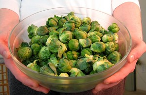 Health benefit of Brussels Sprout