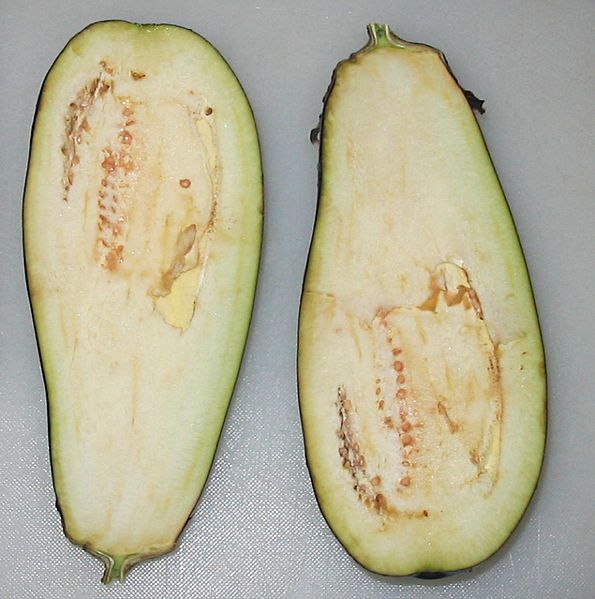 water of eggplant to lose weight